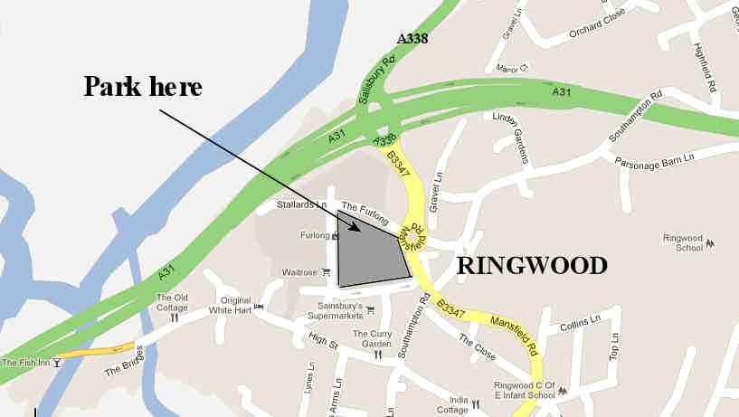 Ringwood Car Park