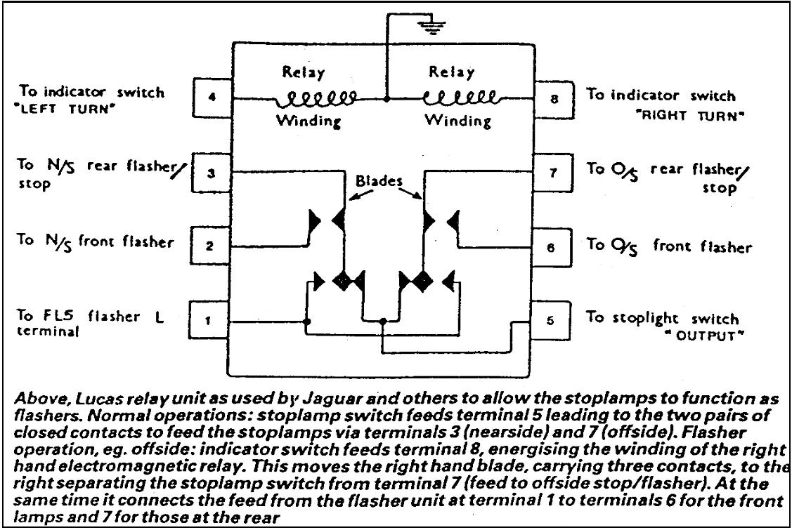 Modern Flasher Circuits Traffic Light Wiring Diagram In Addition Relay Circuit Number 3 Dual Flashers